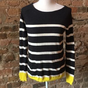 Loft XS striped sweater, XS, great condition